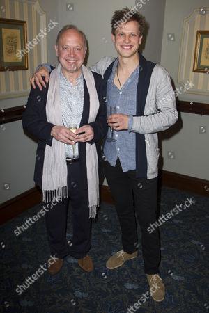 Jonathan Coy (Philip) and Max Bennett (Greg)