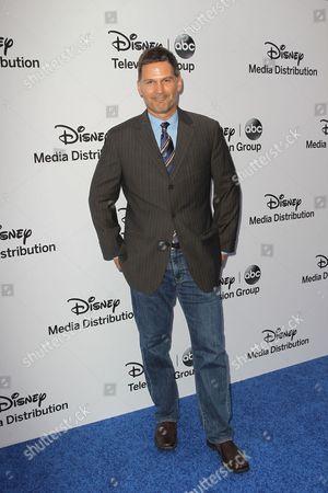 Editorial image of Disney Media Networks International Upfront presentation, Los Angeles, America - 19 May 2013