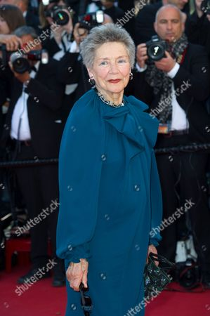 Stock Picture of Emmanuelle Riva