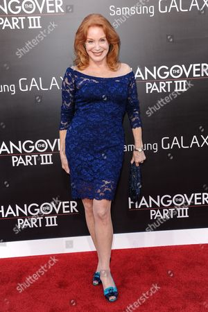 Editorial image of 'The Hangover Part III' film premiere, Los Angeles, America - 20 May 2013
