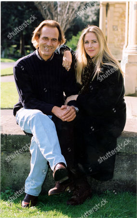 African Wildlife Conservationist Tony Fitzjohn And Wife Lucy. Lucy Mellotte Was 18 Years Old And The Convent-educated Daughter Of A Banker From Surrey While Tony Fitzjohn Was 22 Years Her Senior And An Orphaned Delinquent Who Was Involved In Heavy Drinking And Drug-taking. They Met In Tanzania And Now Live And Work Together To Protect The Wildlife Of Tanzania.