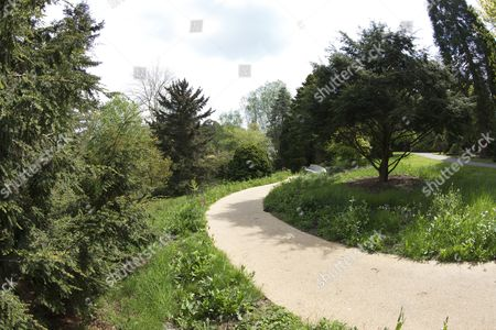 Butterfly Meadow Memorial Garden to murder victim Jo Yeates who was an architect student at the gardens