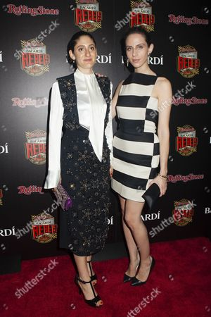 Editorial picture of Bacardi Rebels event hosted by Rolling Stone, New York, America - 20 May 2013
