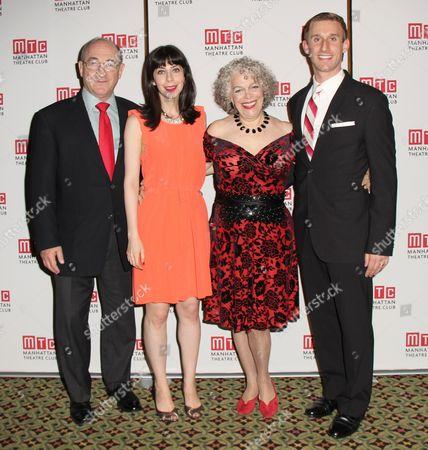Editorial image of Manhattan Theatre Club's 2013 Spring Gala, New York, America - 20 May 2013
