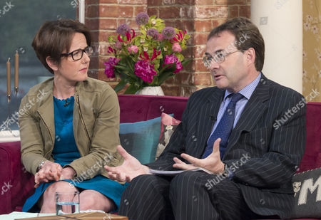 Fi Glover and Quentin Letts