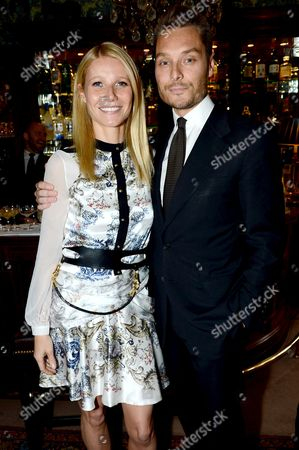 Gwyneth Paltrow and Seb Bishop