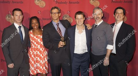 Shawn Hatosy, Regina King, Johnathan Lisco, Benjamin McKenzie, C. Thomas Howell and John Wells