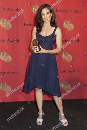 Editorial image of 72nd Annual Peabody Awards, New York, America - 20 May 2013