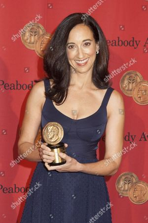 Editorial photo of 72nd Annual Peabody Awards, New York, America - 20 May 2013