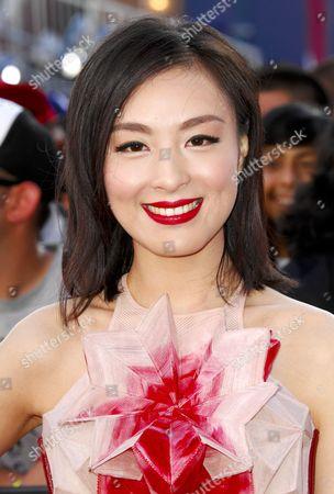 Stock Picture of Sarah Li