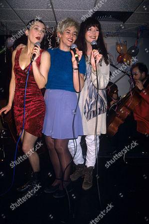 Kate McKenzie, Denise Black and Josie Lawrence