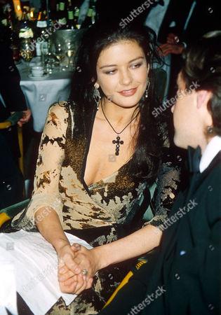 Catherine Zeta Jones and Angus McFadyen