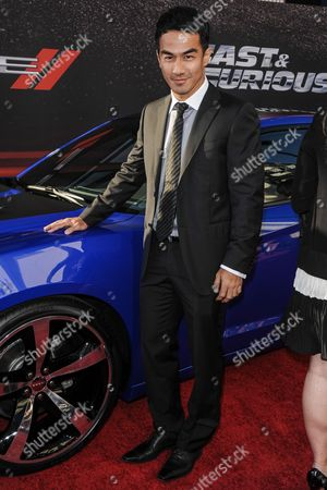 Editorial photo of 'Fast and Furious 6' film premiere, Los Angeles, America - 21 May 2013