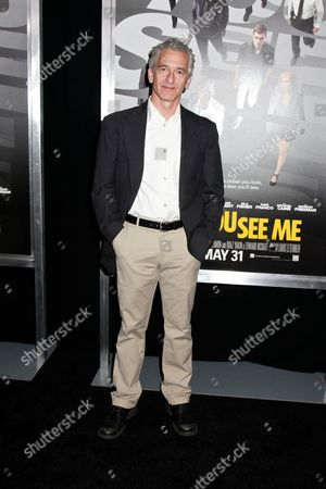Editorial picture of 'Now You See Me' film premiere, New York, America - 21 May 2013