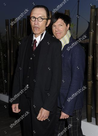 Sparks - Russell Mael, Ron Mael