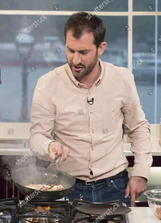 Editorial image of 'This Morning' TV Programme, London, Britain - 22 May 2013