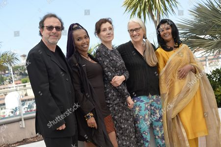 Semih Kaplanoglu, Maji-Da Abdi, Nicoletta Braschi, Jane Campion, Nandita Das