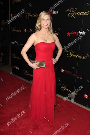 Editorial picture of The Gracies awards, Los Angeles, America - 21 May 2013