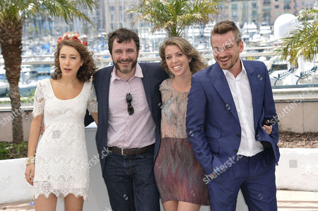 Ana Pauls, Alexander Brendemuhl, Lucia Puenzo and Guillermo Pfening