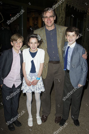 Editorial photo of 'To Kill a Mockingbird' play press night after party, London, Britain - 22 May 2013