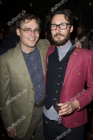 Stock Image of Robert Sean Leonard (Atticus Finch) and Timothy Sheader (Director)