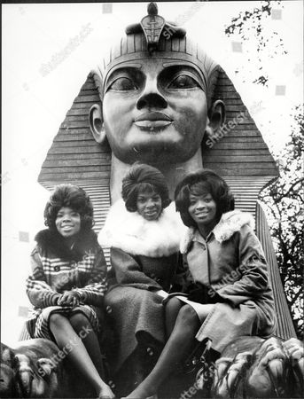 Pop Group Martha And The Vandellas At Victoria Embankment. L-r Rosalind Ashford Martha Reeves Betty Kelley Martha And The Vandellas (known From 1967 To 1972 As Martha Reeves And The Vandellas) Were An American Vocal Group Who Found Fame In The 1960s With A String Of Hit Singles On Motown's Gordy Label. Founded In 1960 By Friends Annette Beard Rosalind Ashford And Gloria Williams The Band Eventually Included Martha Reeves Who Moved Up In Ranks As Lead Vocalist Of The Group After Williams' Departure In 1962. The Group Signed With And Eventually Recorded All Of Their Singles For Motown's Gordy Imprint. The Group's String Of Hits Included '(love Is Like A) Heat Wave' 'nowhere To Run' 'jimmy Mack' 'bless You' And 'dancing In The Street' The Latter Song Becoming Their Signature Single. During Their Nine-year Run On The Charts From 1963 To 1972 Martha And The Vandellas Charted Over Twenty-six Hits And Recorded In The Styles Of Doo-wop R&b Pop Blues Rock And Roll And Soul. Ten Vandellas Songs Reached The Top Ten Of The Billboard R&b Singles Chart Including Two R&b Number Ones. In 2004 Rolling Stone Ranked Martha And The Vandellas #96 On Their List Of The 100 Greatest Artists Of All Time.