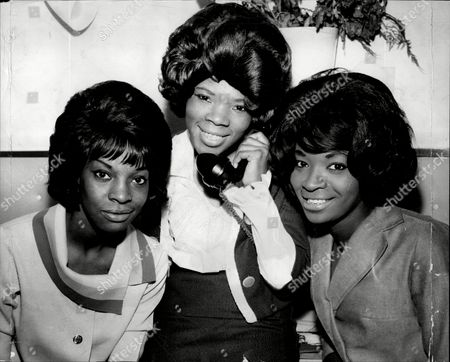 Pop Group Martha And The Vandellas L-r Martha Reeves Rosalind Ashford Betty Kelley Martha And The Vandellas (known From 1967 To 1972 As Martha Reeves And The Vandellas) Were An American Vocal Group Who Found Fame In The 1960s With A String Of Hit Singles On Motown's Gordy Label. Founded In 1960 By Friends Annette Beard Rosalind Ashford And Gloria Williams The Band Eventually Included Martha Reeves Who Moved Up In Ranks As Lead Vocalist Of The Group After Williams' Departure In 1962. The Group Signed With And Eventually Recorded All Of Their Singles For Motown's Gordy Imprint. The Group's String Of Hits Included '(love Is Like A) Heat Wave' 'nowhere To Run' 'jimmy Mack' 'bless You' And 'dancing In The Street' The Latter Song Becoming Their Signature Single. During Their Nine-year Run On The Charts From 1963 To 1972 Martha And The Vandellas Charted Over Twenty-six Hits And Recorded In The Styles Of Doo-wop R&b Pop Blues Rock And Roll And Soul. Ten Vandellas Songs Reached The Top Ten Of The Billboard R&b Singles Chart Including Two R&b Number Ones. In 2004 Rolling Stone Ranked Martha And The Vandellas #96 On Their List Of The 100 Greatest Artists Of All Time.