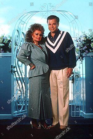 JIM BAKKER AND WIFE TAMMY FAYE