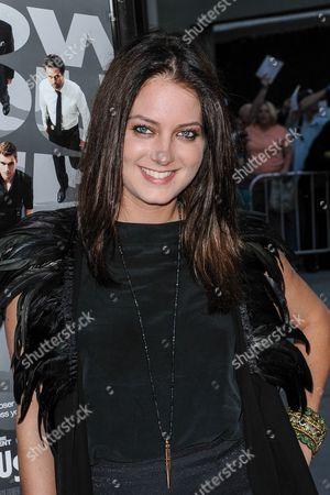 Stock Photo of Justine Wachsberger