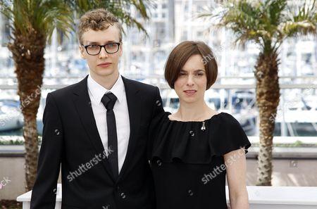 Julius Feldmeier and Annika Kuhl