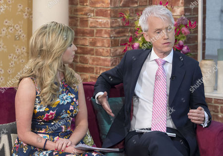 Editorial image of 'This Morning' TV Programme, London, Britain - 24 May 2013