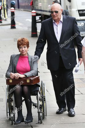 Editorial picture of Eddy Shah arriving at the Old Bailey, London, Britain - 14 May 2013