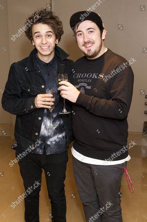 Stock Photo of The Midnight Beast - Stefan Abingdon and Dru Wakely