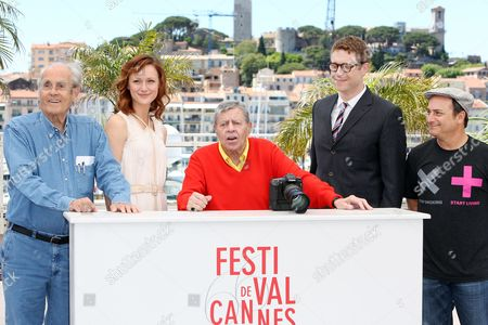 Michel Legrand, Kerry Bishe, Jerry Lewis, Daniel Noah and Kevin Pollak