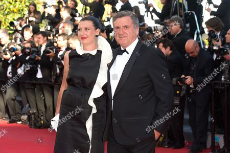 Editorial picture of 'Venus in Fur' film premiere, 66th Cannes Film Festival, France - 25 May 2013