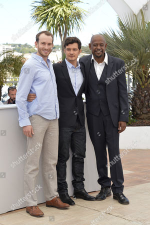 Conrad Kemp, Orlando Bloom, Forest Whitaker