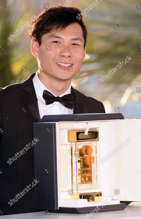 Stock Picture of Anthony Chen