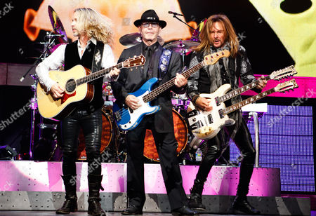 Styx - Tommy Shaw, Chuck Panozzo and Ricky Phillips