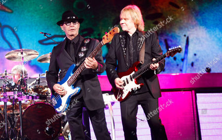 Styx - Chuck Panozzo and James Young