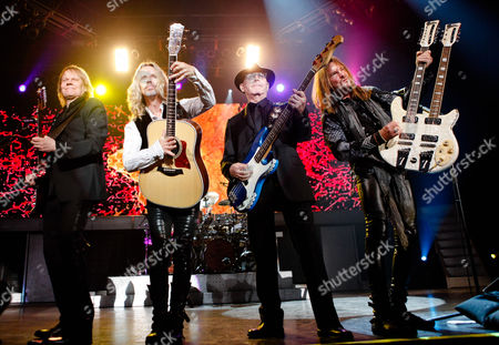Styx - James Young, Tommy Shaw, Chuck Panozzo and Ricky Phillips