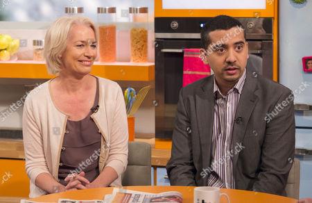 Sarah Baxter and Mehdi Hasan