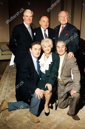 Editorial picture of 'A TRIBUTE TO PETER SELLERS' BBC TV PHOTOCALL, LONDON, BRITAIN - 1995