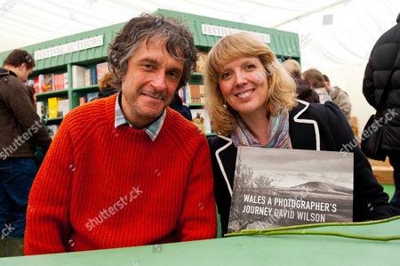 David Wilson and Carolyn Hitt