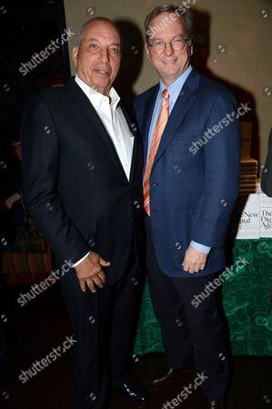 David Reuben and Eric Schmidt