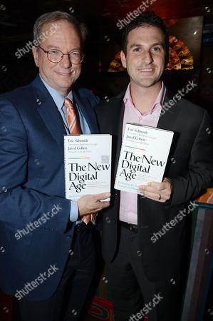 Jared Cohen and Eric Schmidt