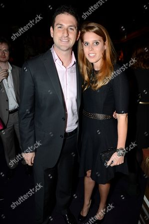 Jared Cohen and Princess Beatrice
