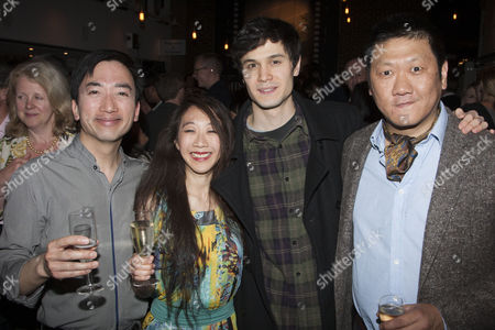 Editorial picture of 'Chimerica' play press night after party, London, Britain - 28 May 2013