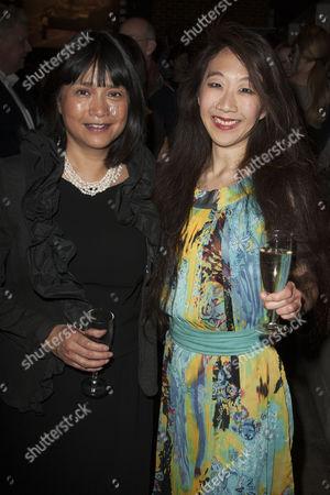 Sarah Lam and Elizabeth Chan