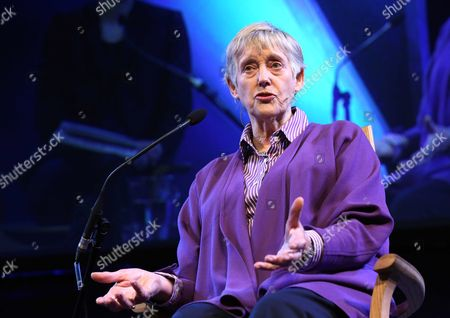 Former MI5 chief Stella Rimington