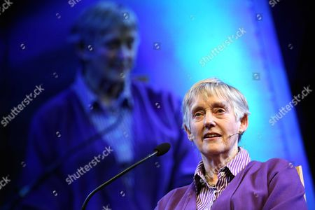 Stock Picture of Former MI5 chief Stella Rimington